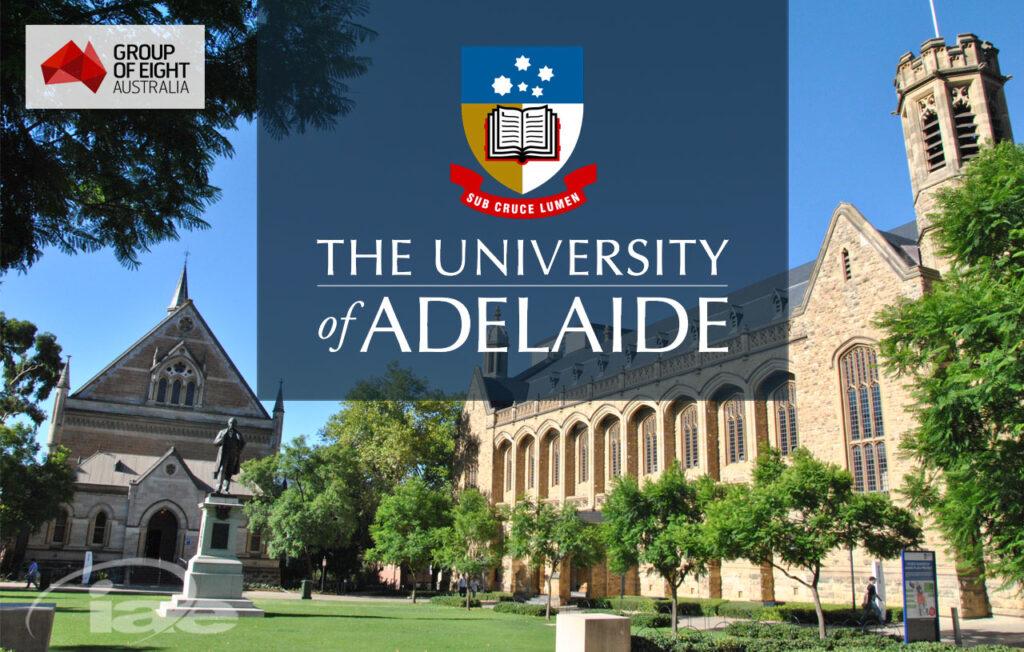 University of Adelaide 阿德莱德大学
