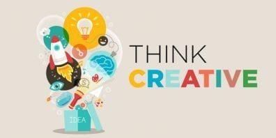 留学论文代写 Think Creative