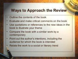 加拿大Essay代写 书评怎么写