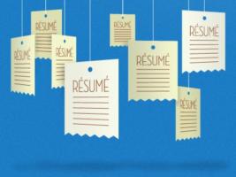 北美求职 Resume