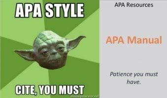 英国代写 APA格式