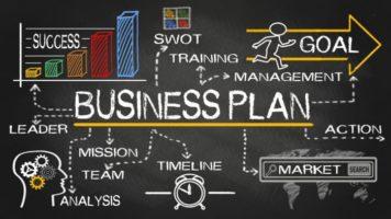 Business Plan 模板