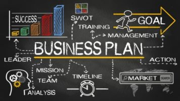 Business Plan 模板
