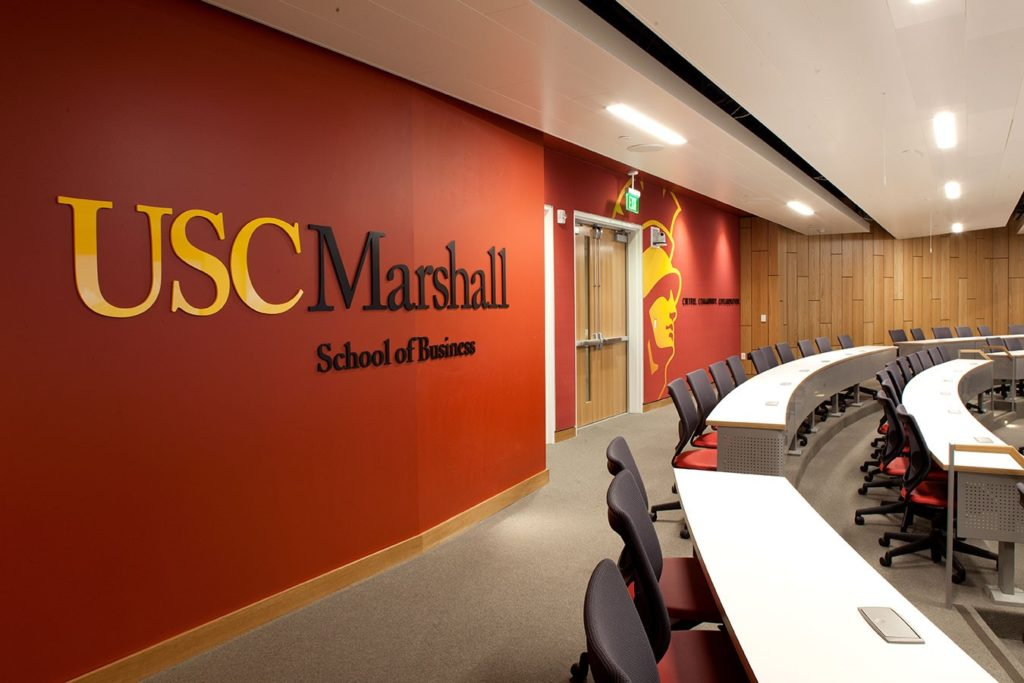 南加州USC 商科