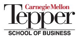 美国商学院排名 卡耐基梅隆