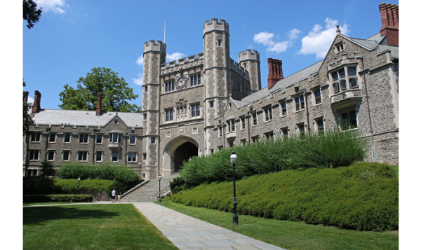 美国大学排名 Princeton