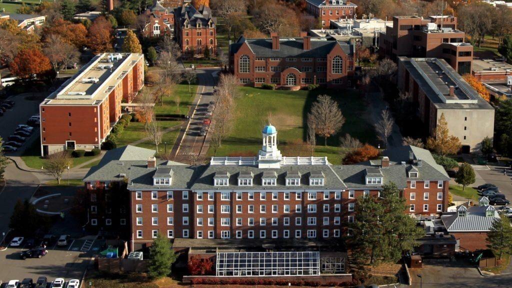 美国大学排名 Tufts University