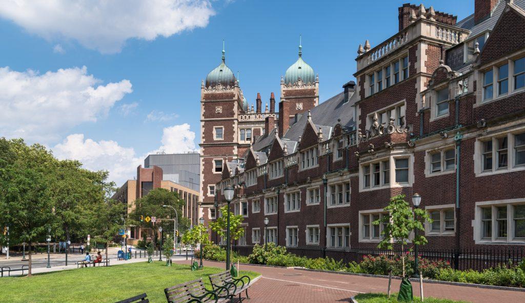 美国大学排名 University Of Penn