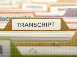 美国高中申请本科 成绩单 Transcript