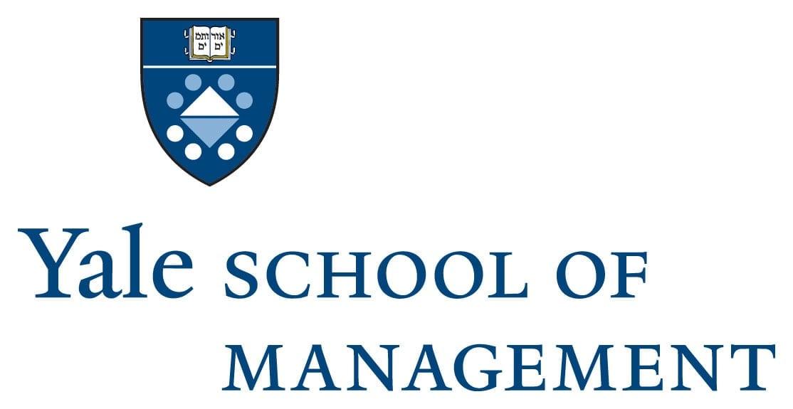 美国商学院排名 Yale