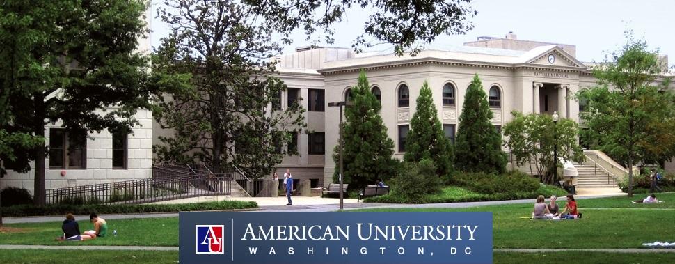 美国大学排名 美利坚大学