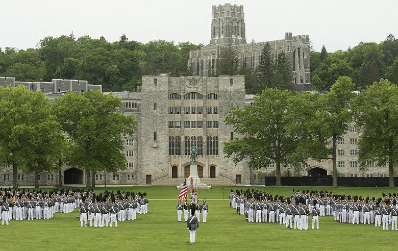 美国大学排名 西点军校
