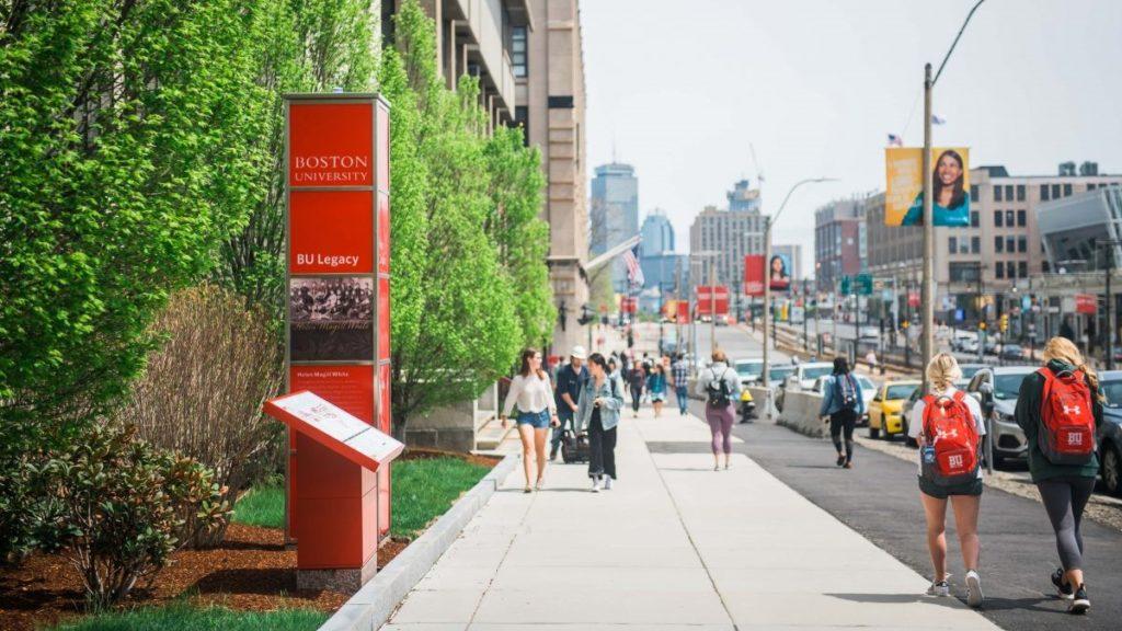 美国大学申请 波士顿大学 Boston University