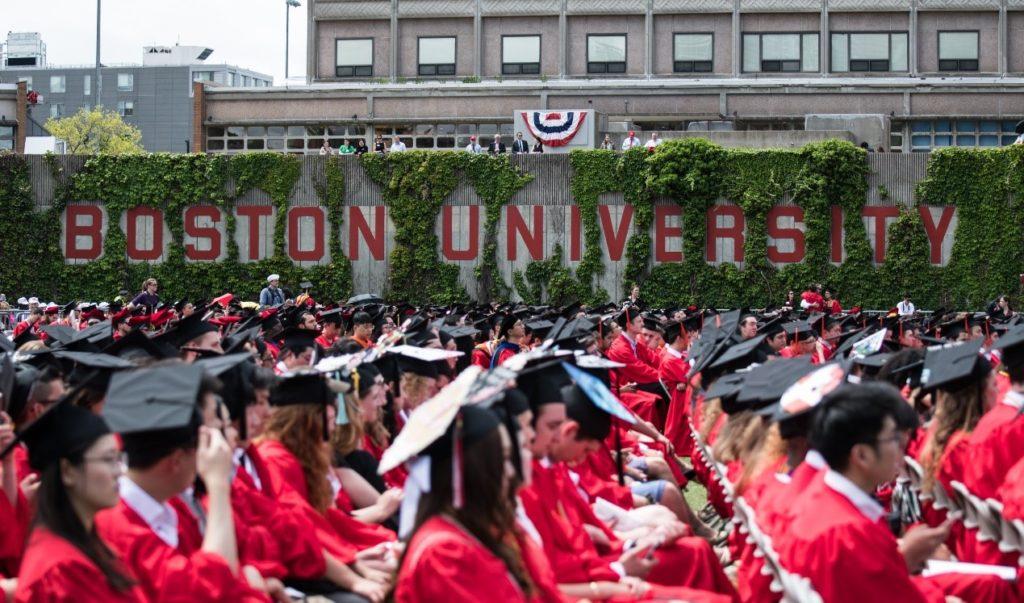 美国留学申请 波士顿大学 boston university