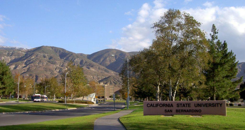 加州州立大学申请 San Bernardino