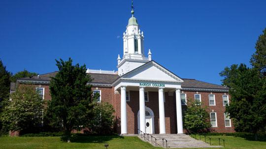 美国留学申请选校 Babson College