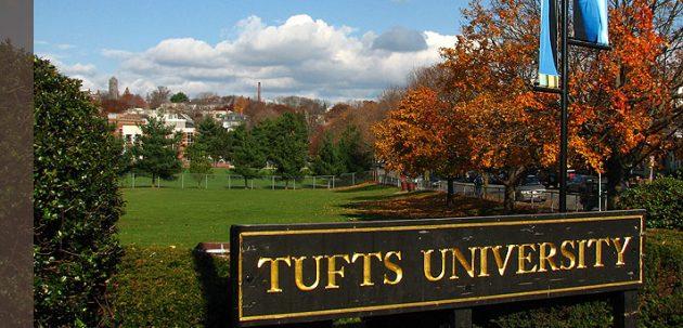 美国留学申请选校 Tufts University