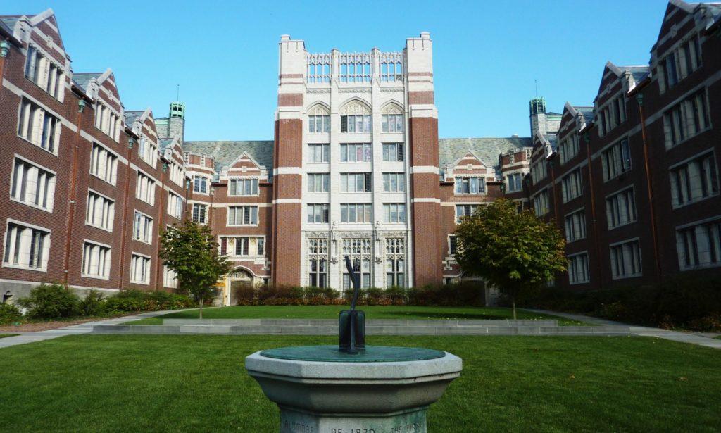 美国留学申请选校 Wellesley College