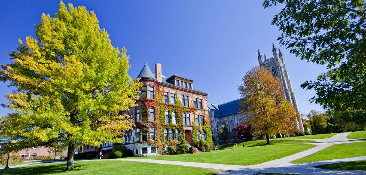 美国留学申请选校 williams college