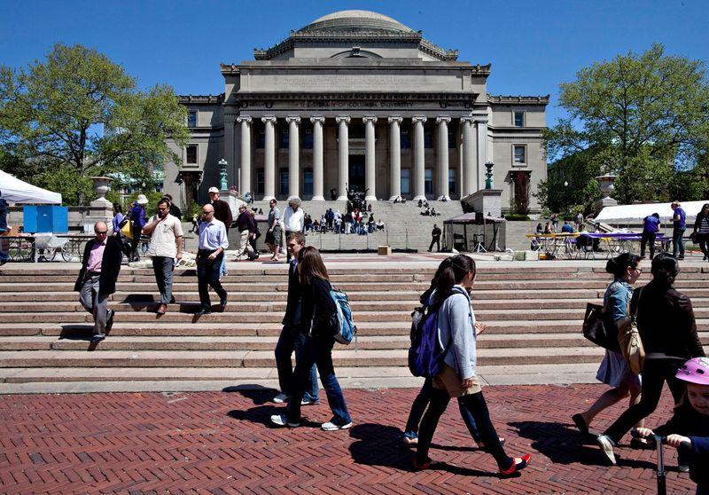 美国研究生申请 Columbia