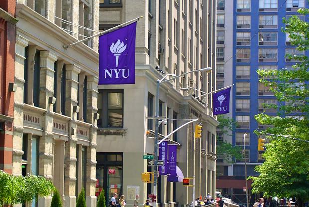 美国研究生申请 NYU