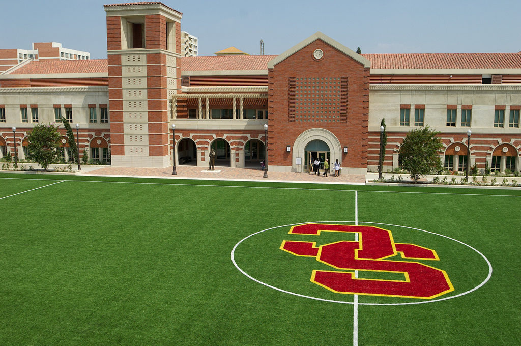 美国研究生申请 USC