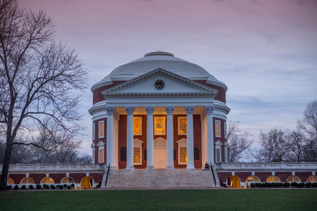 美国研究生申请 Universty of Virginia