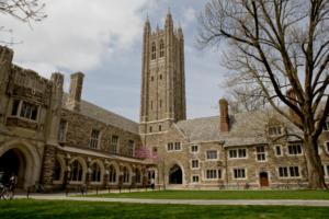 金融工程 Princeton University 普林斯顿大学