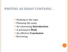 Essay代写 Essay写作步骤